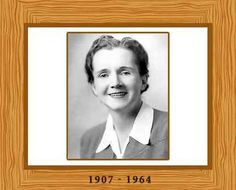 RACHEL CARSON American marine biologist and conservationist whose work revolutionzied the global environmental movement.