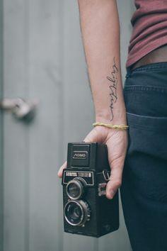 31 nejhezčích minimalistických motivů tetování - část druhá | Tetování | WORN magazine