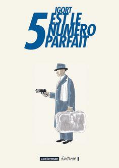 """""""5 est le numéro parfait"""" de Igort. 9782203022591.jpg (600×847)"""