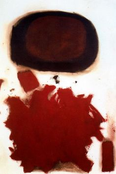 Ascension. 1958. Adolph Gottlieb