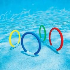 Child Diving Ring Water Toys Underwater Swimming Diving Beach Summer Fun Toy Swimming Pool Throwing Toys for Kids Swimming Diving, Scuba Diving, Underwater Swimming, Swimming Pool Toys, Pool Activities, Pool Games, Area Games, Beach Games, Pools