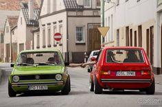 H2O - Volkswagen Golf Mk1