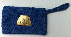 Recycled brass bomb shell tree of life Crochet Lady Purse, ethically handmade by Blind Women & Home based workers.