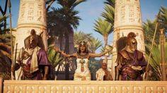 Latest Assassins Creed Origins Trailer Shows The Political...