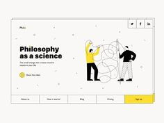 Landing page concept by Ekateryna Website Design Inspiration, Graphic Design Inspiration, Web Layout, Layout Design, Web Design, Portfolio Layout, Show And Tell, Interactive Design, Big Picture