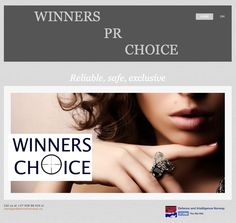 Winners Choice Public Relations Public Relations, Good News