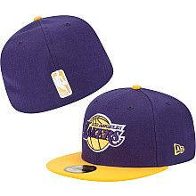 New Era Los Angeles Lakers 59FIFTY Fitted Hat - NBAStore.com Nba Store abd929645d3