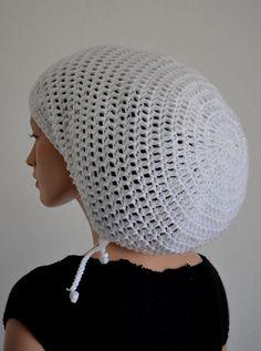 Mega Crochet Rasta Tam. Unisex Dreadlocks Tam. Bob by Africancrab