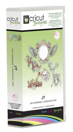 JT, Imagine Cricut® Cartridge