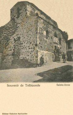 Saint Anne, Trebizond