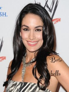 Brie bella is so pretty i want to meet her so bad she has style.And nikki bella is very pretty too it is my biggest dream to meet them.