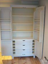 larder in Home Furniture Kitchen Larder Cupboard, Pantry, Kitchenette, Cupboards, Ideas Para, Home Furniture, Kitchen Ideas, New Homes, House Ideas