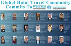 Global #Halal #Travel Community Commits To The World Halal Travel Summit.  Register for FREE: http://whtsexpo.com