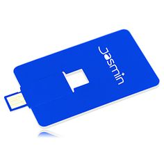 Wholesale distributor provides personalized 2GB Credit Card USB Flash Drive, promotional logo 2GB Credit Card USB Flash Drive and custom made 2GB Credit Card