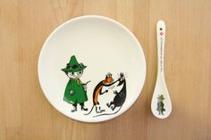 *New* Moomin ceramic homeware. Available at the little dröm store