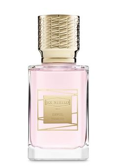 EX NIHILO Devil Tender Eau de Parfum See my Gorgeous Perfume board for all the new scents of Spring/Summer ✨ Jane Spring Perfume Scents, Rose Perfume, New Fragrances, Perfume Oils, Perfume Bottles, Cologne, Parfum Paris, Celebrity Perfume, Hermes Perfume