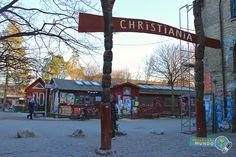 Christiania – a cidade livre dentro de Copenhagen