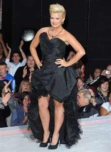 Kerry Katona Celebrity Big Brother 2011 UK