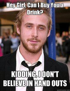 Paul Ryan Gosling!