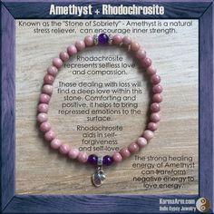 Gemstone: Amethyst – Karma Arm