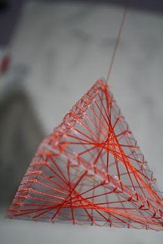 3d Spirograph Triangles