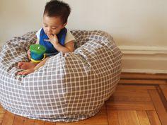 DIY beanbag