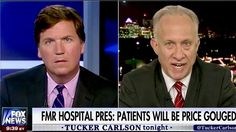 Ex- Hospital Chief Says Health Care Prices Are A Total Scam - Interestin...