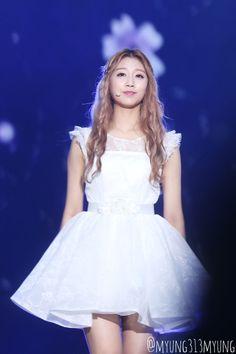 Lovelyz - Yein Yein Lovelyz, Girls Dresses, Flower Girl Dresses, Wedding Dresses, Fashion, Templates, Dresses Of Girls, Bride Dresses, Moda