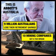 INSIDIOUS ACTION BY THE LNP (  LIARS NASTY PARTY  ) METHODICALLY AND SYSTEMATICALLY DESTROYING AUSTRALIA PHOTO BY NSW Labor