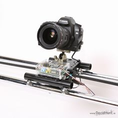 Lapse Pi – Motorised Time-lapse Rail with Raspberry Pi