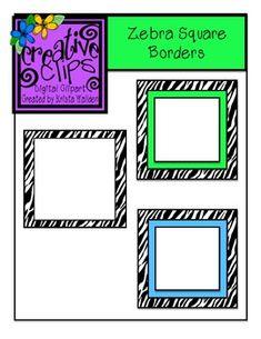 {Free} Zebra Print Digital Borders (Set of Circles, Squares and Sun shapes Classroom Labels, Classroom Themes, Classroom Organization, Chalkboard Classroom, Classroom Environment, Kindergarten Classroom, Safari Theme, Jungle Theme, Jungle Room