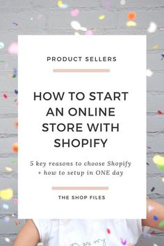 How to Start an Online Store with Shopify - Shopify Website - Start your free trial Shopify Website. - How to Start an Online Store with Shopify- Tips on setting up shopify store set up shopify tutorial how to start an online boutique on Shopify Starting A Business, Business Planning, Business Tips, Online Business, Business Meme, Tshirt Business, Business Leaders, Business Products, Start Up Business