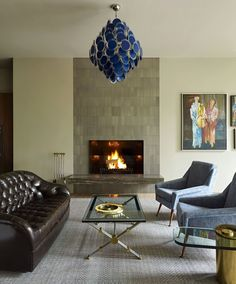 Add Texture Through Wall and Floor Materials - ELLEDecor.com
