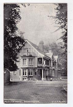 The Plough Beddington Wallington Surrey South London, Old London, West London, Local History, British History, History Class, Family History, Old Pictures, Old Photos