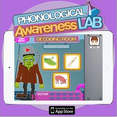 Phonological awareness skills are critical for reading (Carson, et al, 2013; Hogan, et al, 2005; Power-deFur, 1998). The data compilation for individual students kept over time, makes Phonological Awareness Lab perfect to use with Response to Intervention (RTI).