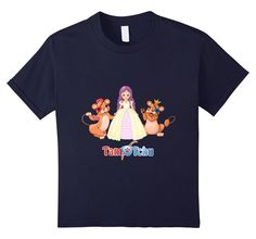 Amazon.com: Kids TamTchu Toddler Girls Tee - Tam Tchu & Princess Gaily…