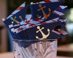 Nautical Wedding Part II