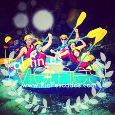 Al fin es #viernes y la #aventura lo sabe http://www.riopescados.com #Jalcomulco #Veracruz #ff