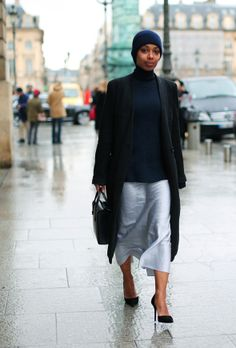 #AzzaYousif looking brilliant. Paris.