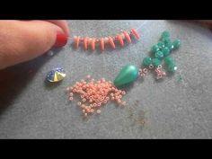 "(67) Tutorial orecchini ""petit bojou "" by briga bijoux ...prima parte.... - YouTube"