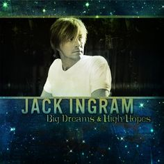 Shop Big Dreams & High Hopes [Enhanced CD] at Best Buy. Find low everyday prices and buy online for delivery or in-store pick-up. Country Artists, Country Singers, Jack Ingram, Academy Of Country Music, Dream High, Song Play, High Hopes, Best Songs, Music Lyrics