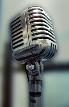 Old Time Microphone
