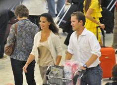 Pippa Middleton George Percy Photos: Pippa Middleton at Madrid Airport may 2011