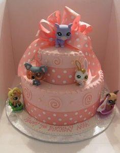 LPS bday cake