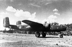 North American B-25A-NA