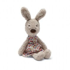 Floral Friends Isabella Bunny from Jellycat (Magic Cabin) Jellycat, Bunny Plush, Baby Store, Toddler Toys, Pet Toys, Little Ones, Baby Kids, Floral, Friends