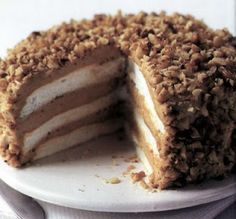Weight Watchers Recipes and Diets: Weight Watchers Recipes: Coffee Cream Cake