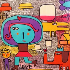 Love Milo, My Love, Face Expressions, Pop Art, Doodles, Kids Rugs, Cool Stuff, Fictional Characters, Abstract Paintings