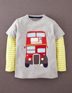 Mini Boden Big Vehicle T-Shirt ($28)