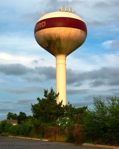 """Soil near old water towers may be contaminated with lead! A Brown University study found that dangerous lead levels may exist deeper down in soil near old water towers than on the surface. The study looked at soil near water towers that """"were often coated with lead paint until the practice stopped in 1979. Over time paint could flake off onto properties below."""" http://news.brown.edu/pressreleases/2013/09/leadsoil"""
